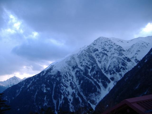 南アルプスー赤石岳(H19・5・3~5) 027