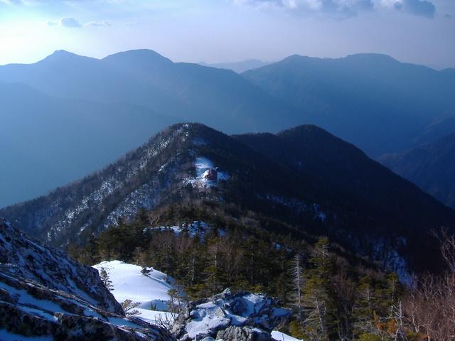 南アルプスー赤石岳(H19・5・3~5) 036
