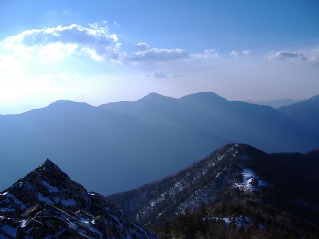 南アルプスー赤石岳(H19・5・3~5) 038