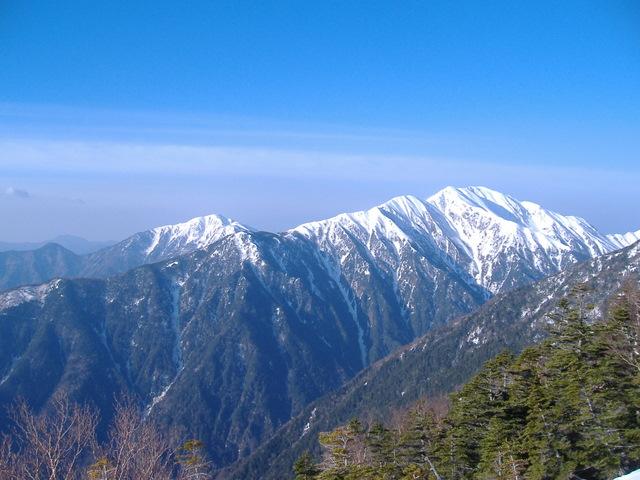 南アルプスー赤石岳(H19・5・3~5) 039