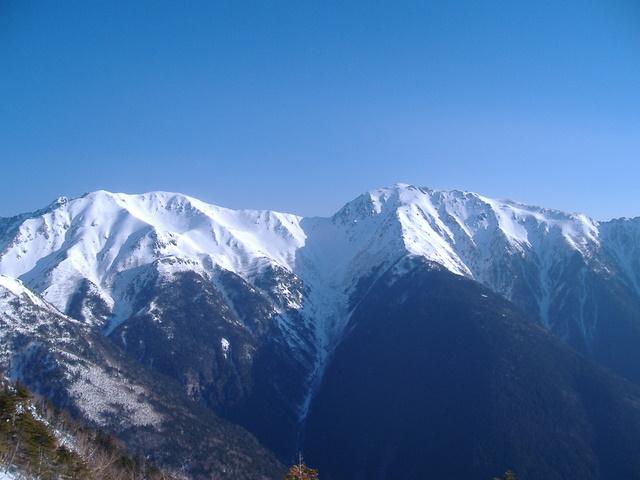 南アルプスー赤石岳(H19・5・3~5) 037