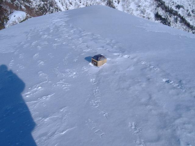 南アルプスー赤石岳(H19・5・3~5) 049