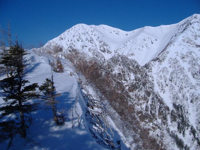 南アルプスー赤石岳(H19・5・3~5) 047