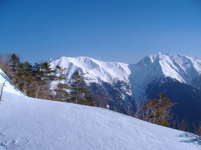 南アルプスー赤石岳(H19・5・3~5) 045
