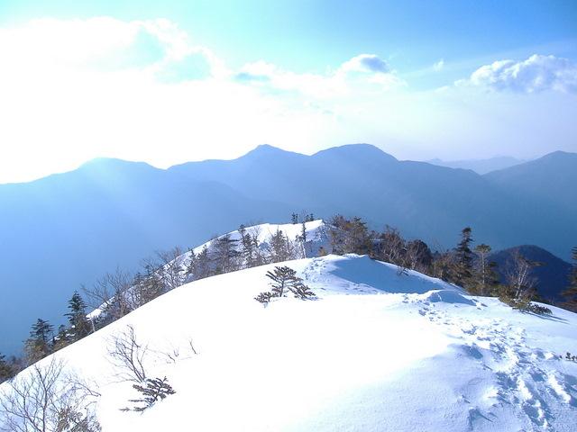 南アルプスー赤石岳(H19・5・3~5) 044