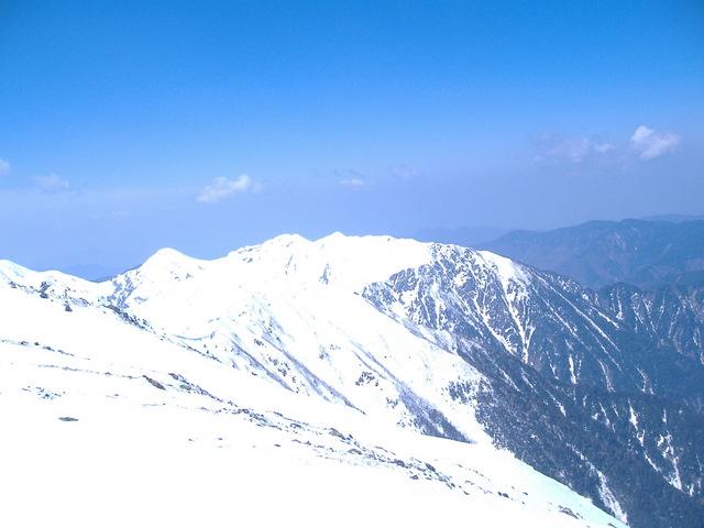 南アルプスー赤石岳(H19・5・3~5) 055