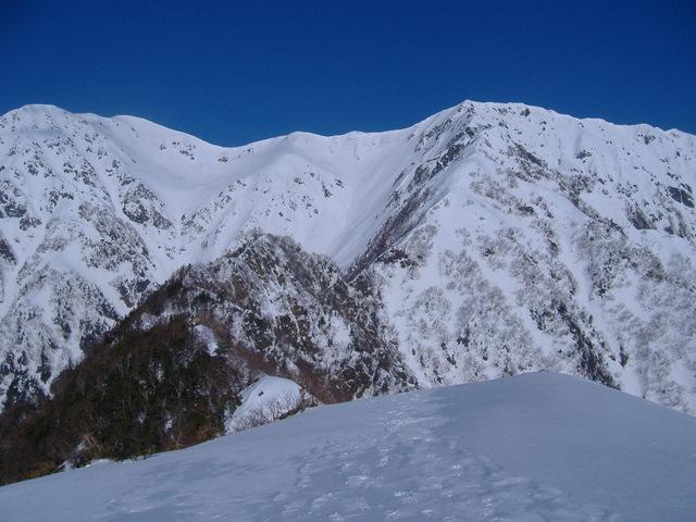 南アルプスー赤石岳(H19・5・3~5) 050