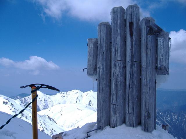南アルプスー赤石岳(H19・5・3~5) 059