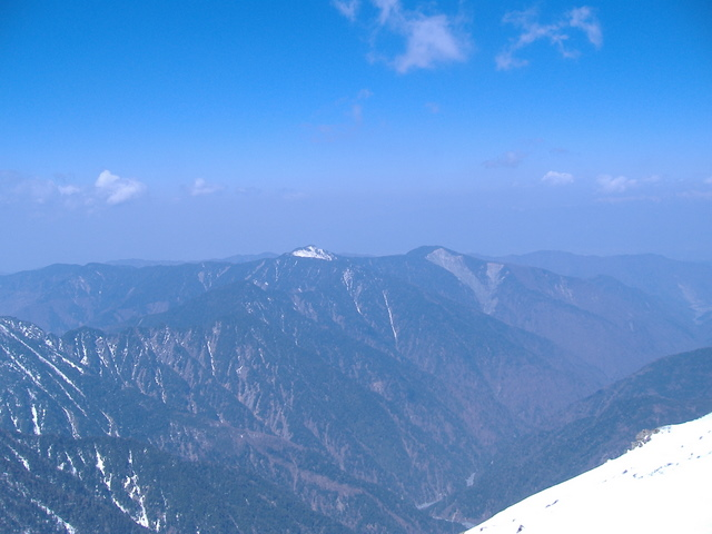 南アルプスー赤石岳(H19・5・3~5) 057