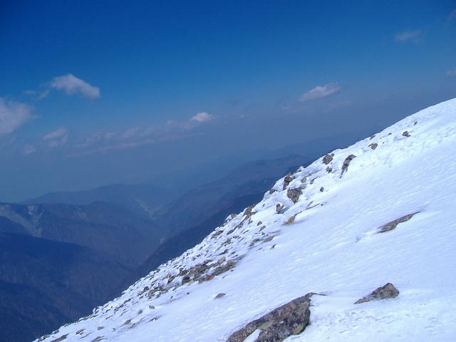 南アルプスー赤石岳(H19・5・3~5) 068