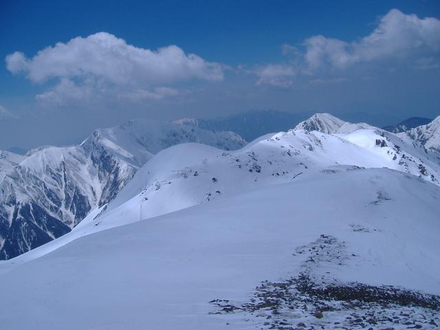 南アルプスー赤石岳(H19・5・3~5) 064