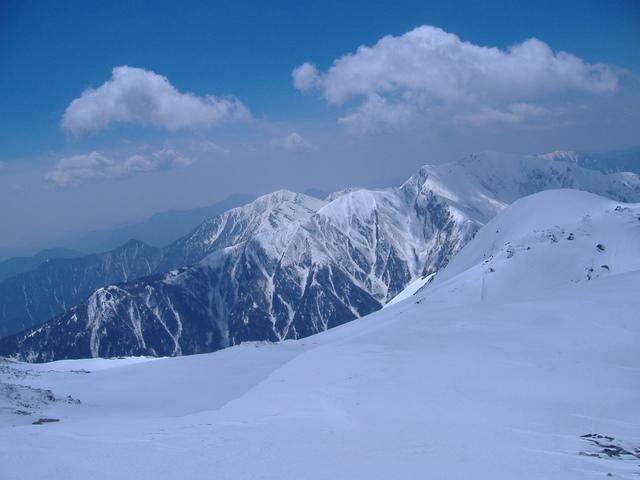 南アルプスー赤石岳(H19・5・3~5) 065