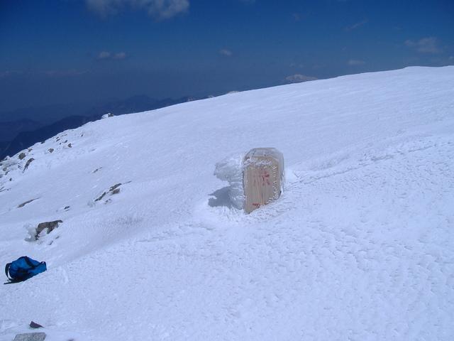 南アルプスー赤石岳(H19・5・3~5) 062