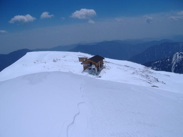 南アルプスー赤石岳(H19・5・3~5) 061