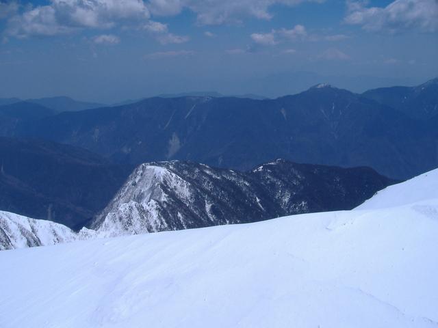 南アルプスー赤石岳(H19・5・3~5) 074