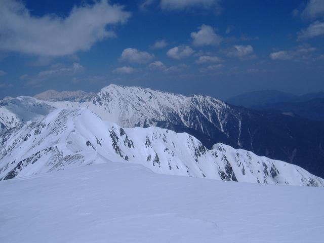 南アルプスー赤石岳(H19・5・3~5) 073