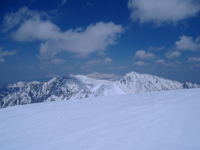 南アルプスー赤石岳(H19・5・3~5) 071