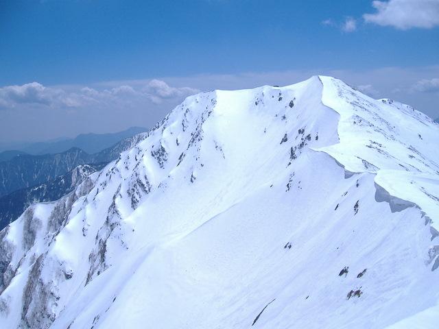 南アルプスー赤石岳(H19・5・3~5) 080