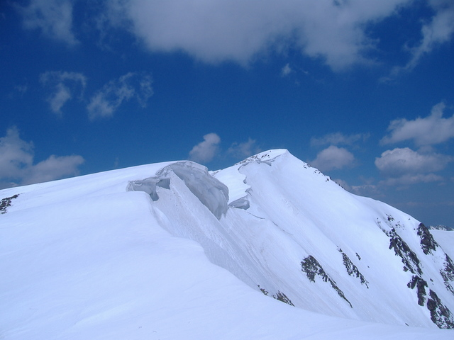 南アルプスー赤石岳(H19・5・3~5) 078