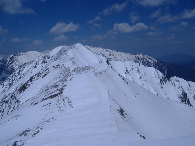 南アルプスー赤石岳(H19・5・3~5) 076