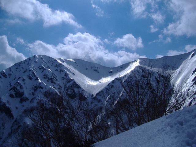 南アルプスー赤石岳(H19・5・3~5) 082