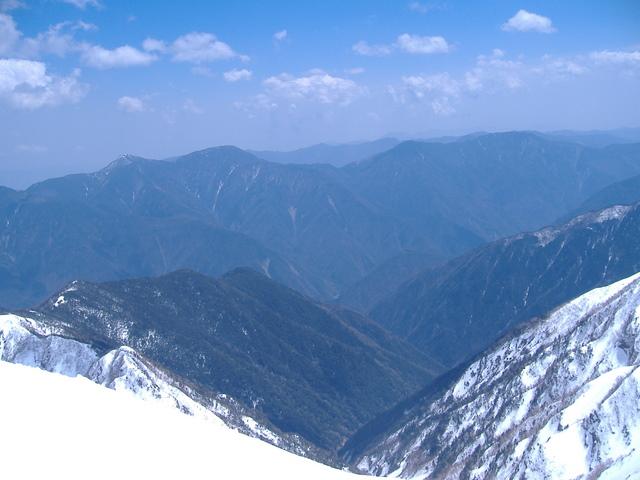 南アルプスー赤石岳(H19・5・3~5) 081