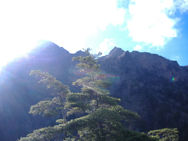 八ヶ岳-旭岳東稜-2