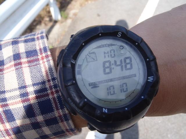徳和~大ダオ~黒金山~西沢渓谷H23.10.10 005