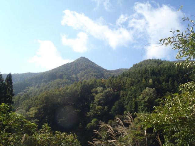 徳和~大ダオ~黒金山~西沢渓谷H23.10.10 017