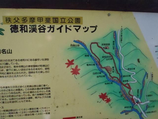 徳和~大ダオ~黒金山~西沢渓谷H23.10.10 018