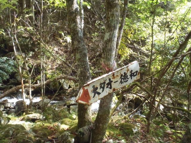 徳和~大ダオ~黒金山~西沢渓谷H23.10.10 056