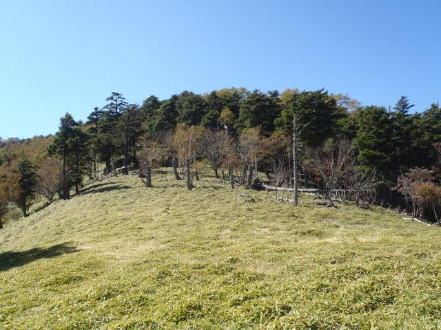 徳和~大ダオ~黒金山~西沢渓谷H23.10.10 095