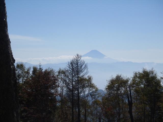 徳和~大ダオ~黒金山~西沢渓谷H23.10.10 112