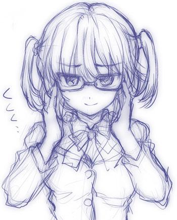 黒眼鏡さん01