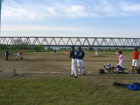 新潟市早起き野球大会201105