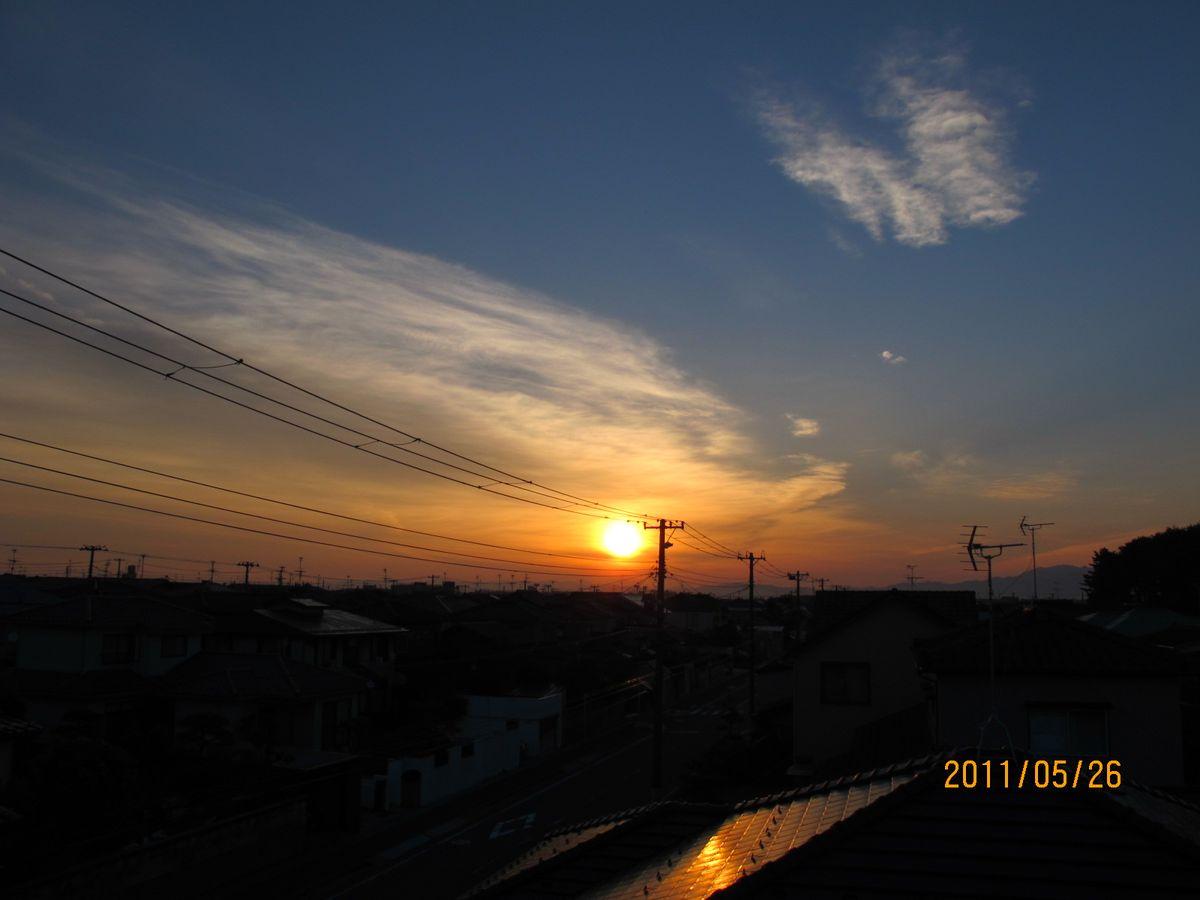 G1111'6-26・朝日とか●S