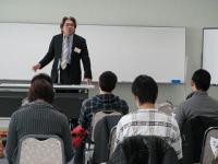 エストレリータ鈴木社長による基調講演