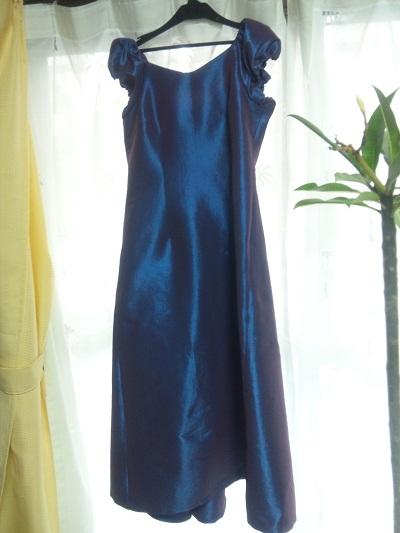 かぶったドレス2