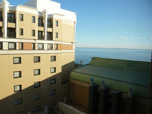お部屋から 海が