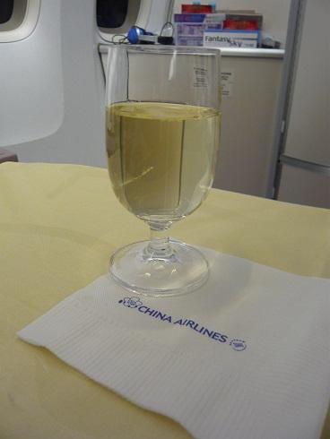 私はシャンパン