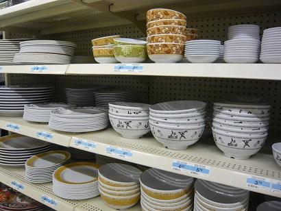 Kマート食器