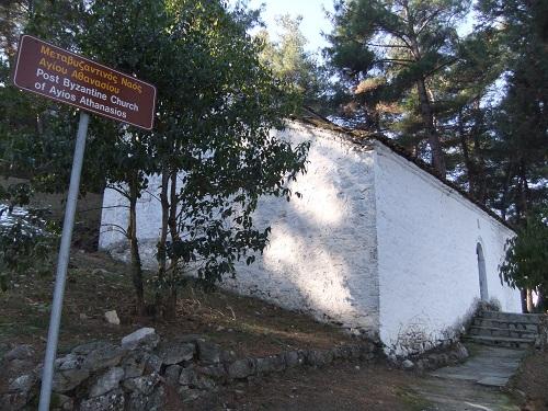 カストリア_アギオス・アサナシオス教会