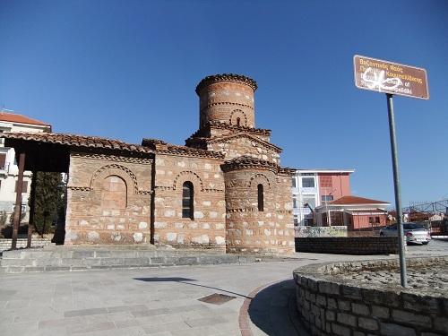 カストリア_聖母クベリディキ教会
