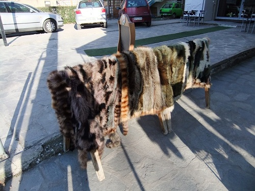 カストリアは毛皮の街 (2)