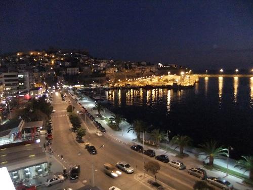 カヴァラ_ホテルからの眺め (1)