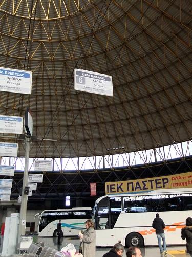 テサロニキ_マケドニア・バス・ターミナル