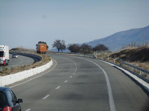 テサロニキからカヴァラへ (1)