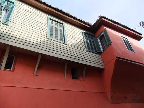 カヴァラ_パナギア地区の建物 (2)