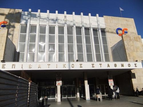 テサロニキ駅 (2)