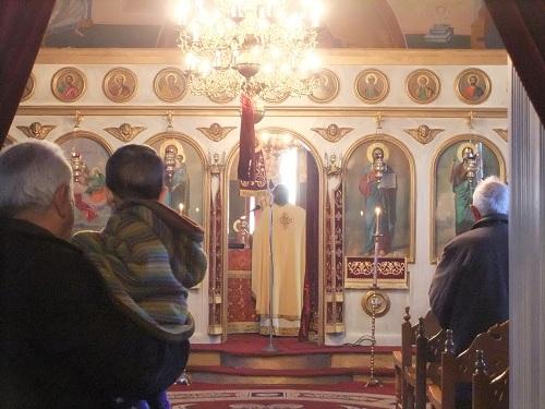 アナトリの教会で (4)